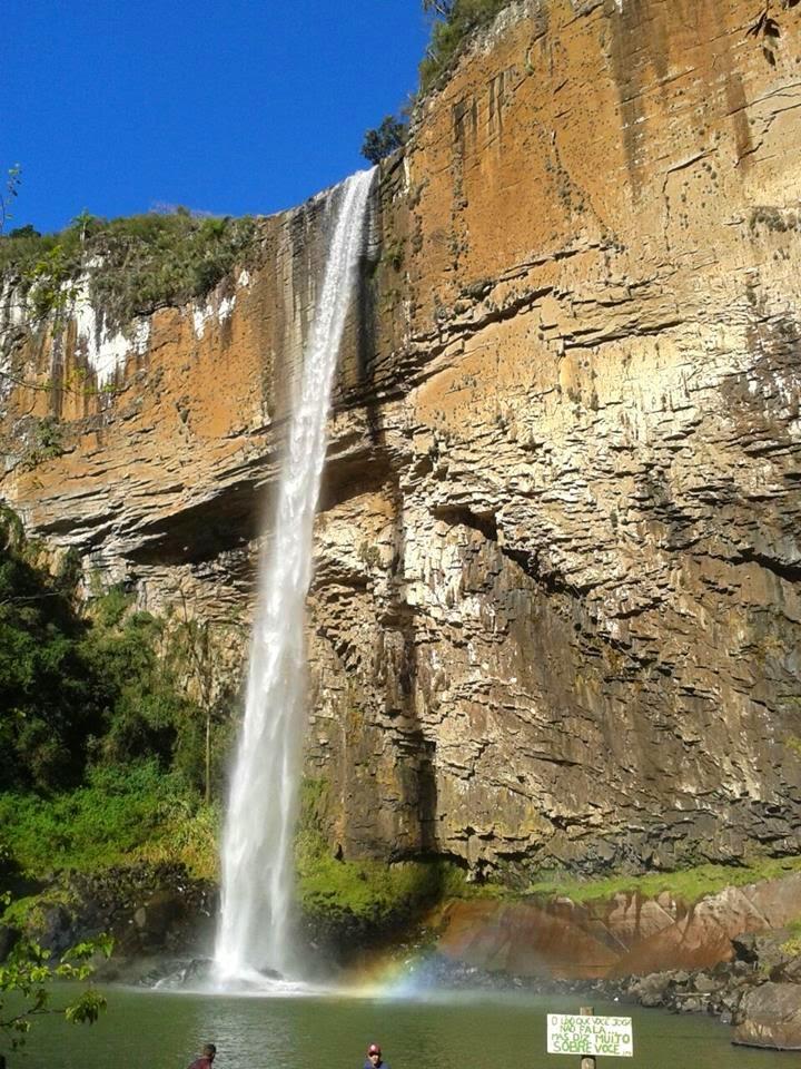 Rolante e Riozinho cachoeiras