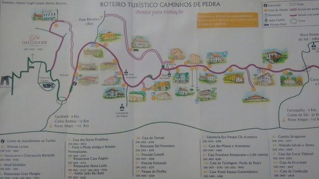9 motivos para visitar Bento Gonçalves rota caminhos de pedra