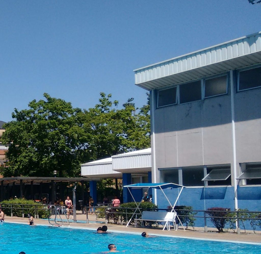 piscinas publicas de madrid