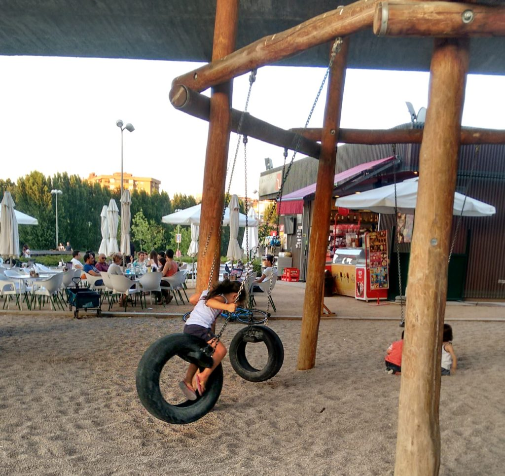 parques e praças madrid