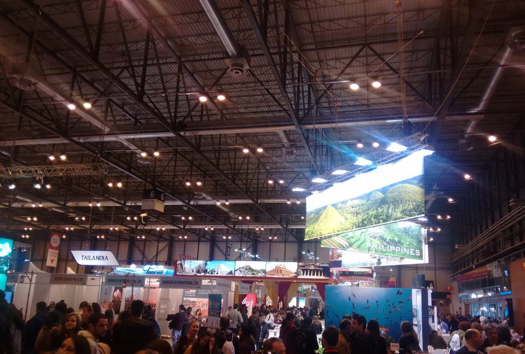 Fitur 2017 pavilhao