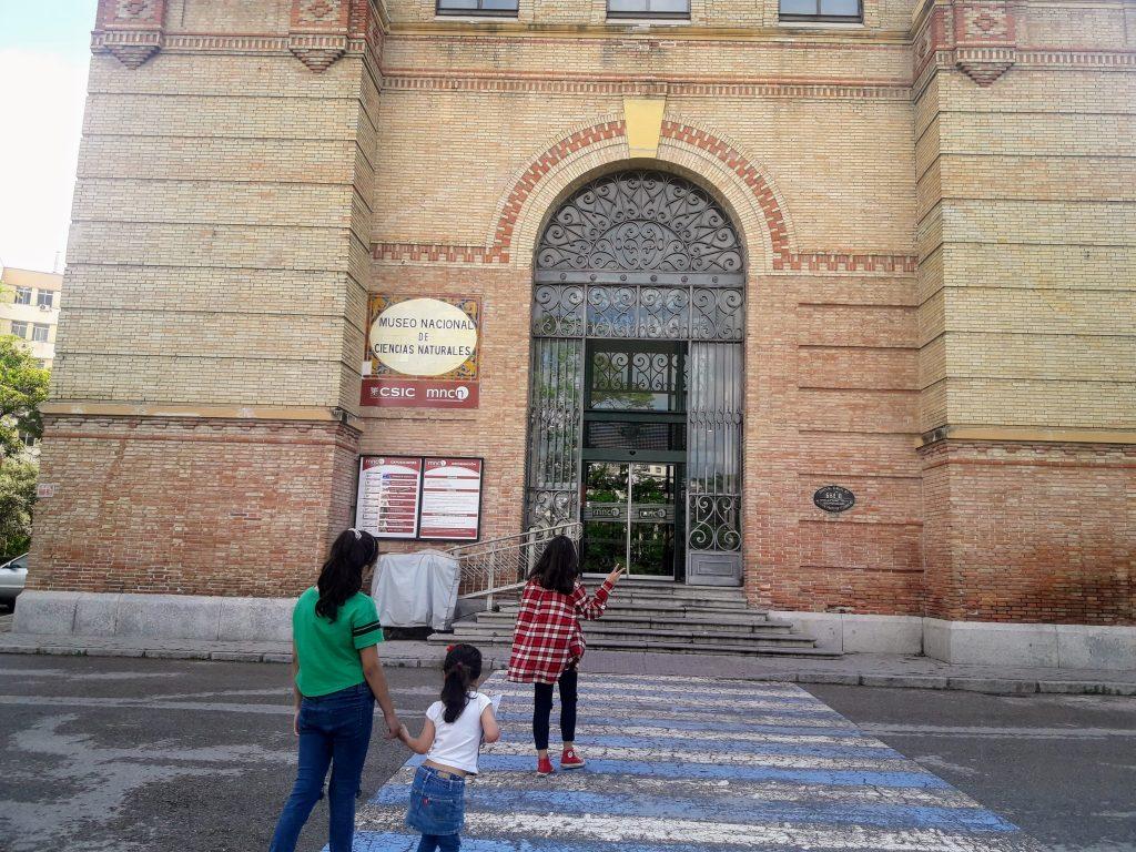 museu ciencias naturais madrid mncn