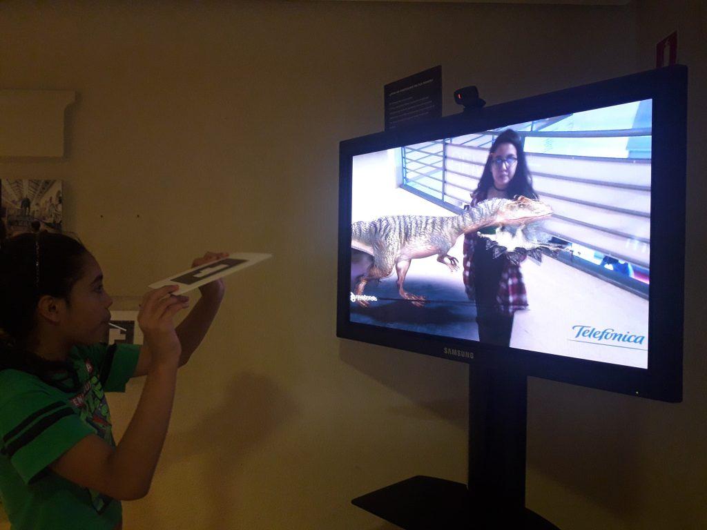 museu ciencias naturais madrid interativo